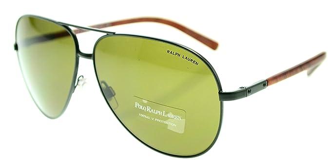 POLO Gafas de sol PH 3073 900573 Mate Verde Oliva 50MM: Amazon.es ...