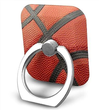 Soporte de anillo de baloncesto para teléfono móvil ajustable 360 ...
