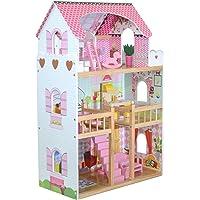 boppi® Casa De Muñecas De Madera para Niñas