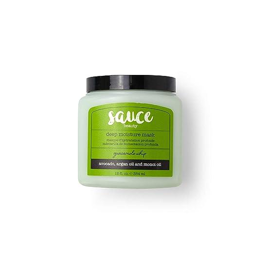 Michelle 3b: Sauce Beauty Guacamole Whip Deep Moisture Mask