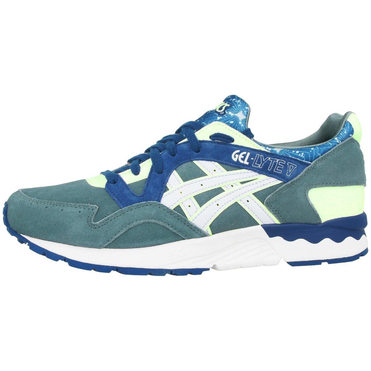 hot sale online e61d4 8826c Asics Gel-Lyte V Schuhe goblin blue-plein air - 43: Amazon ...