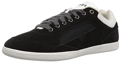 6c8b3a8fdedfb9 DIESEL S- S-Happy Low, Sneakers Basses Homme: Amazon.fr: Chaussures ...