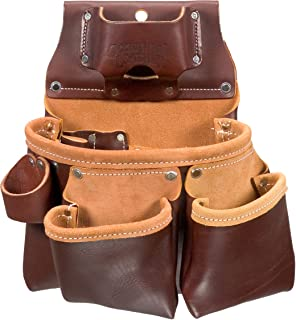 product image for Occidental Leather 5018DBLH 3 Pouch Pro Tool Bag - Left Handed