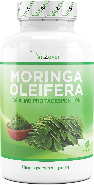 Welcher Teil von Moringa wird verwendet, um Gewicht zu verlieren