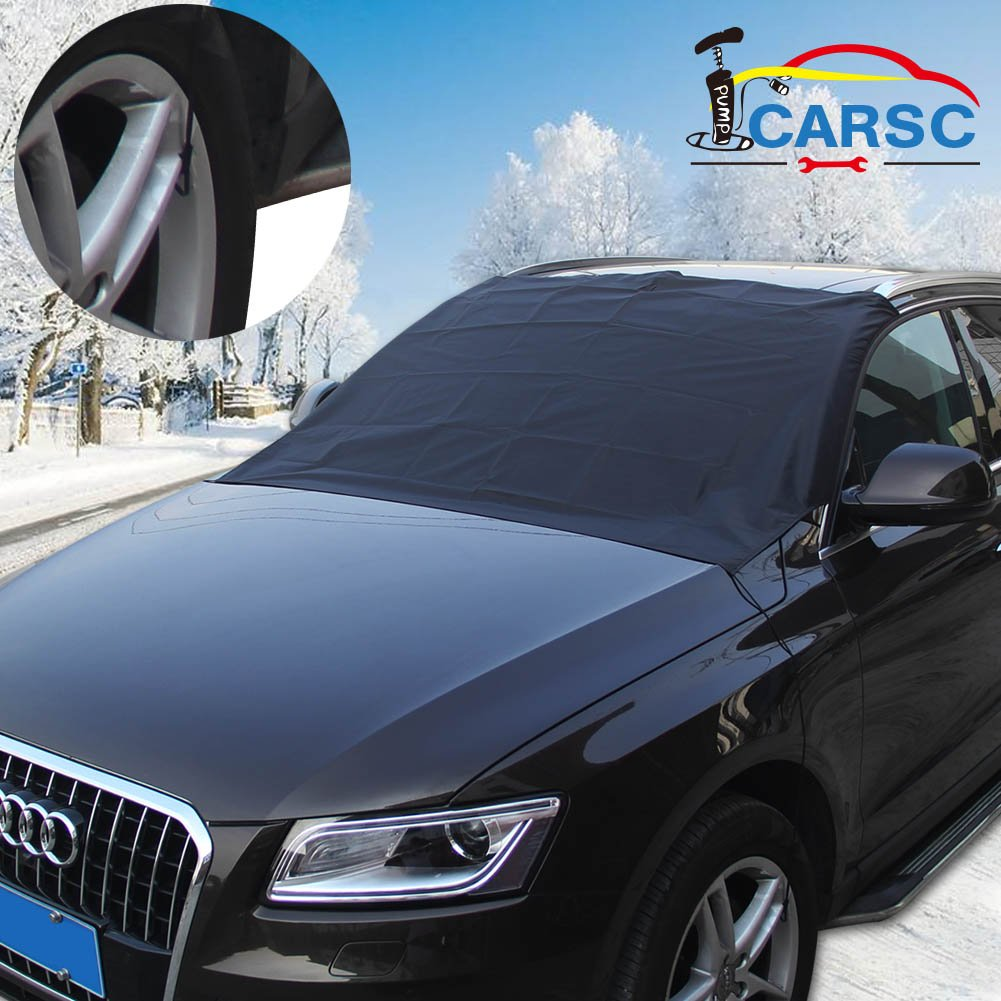 Best Rated In Automotive Windshield Snow Covers & Helpful