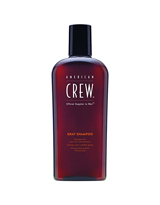 Top 5 Best Shampoo for Natural Grey Hair In 2019