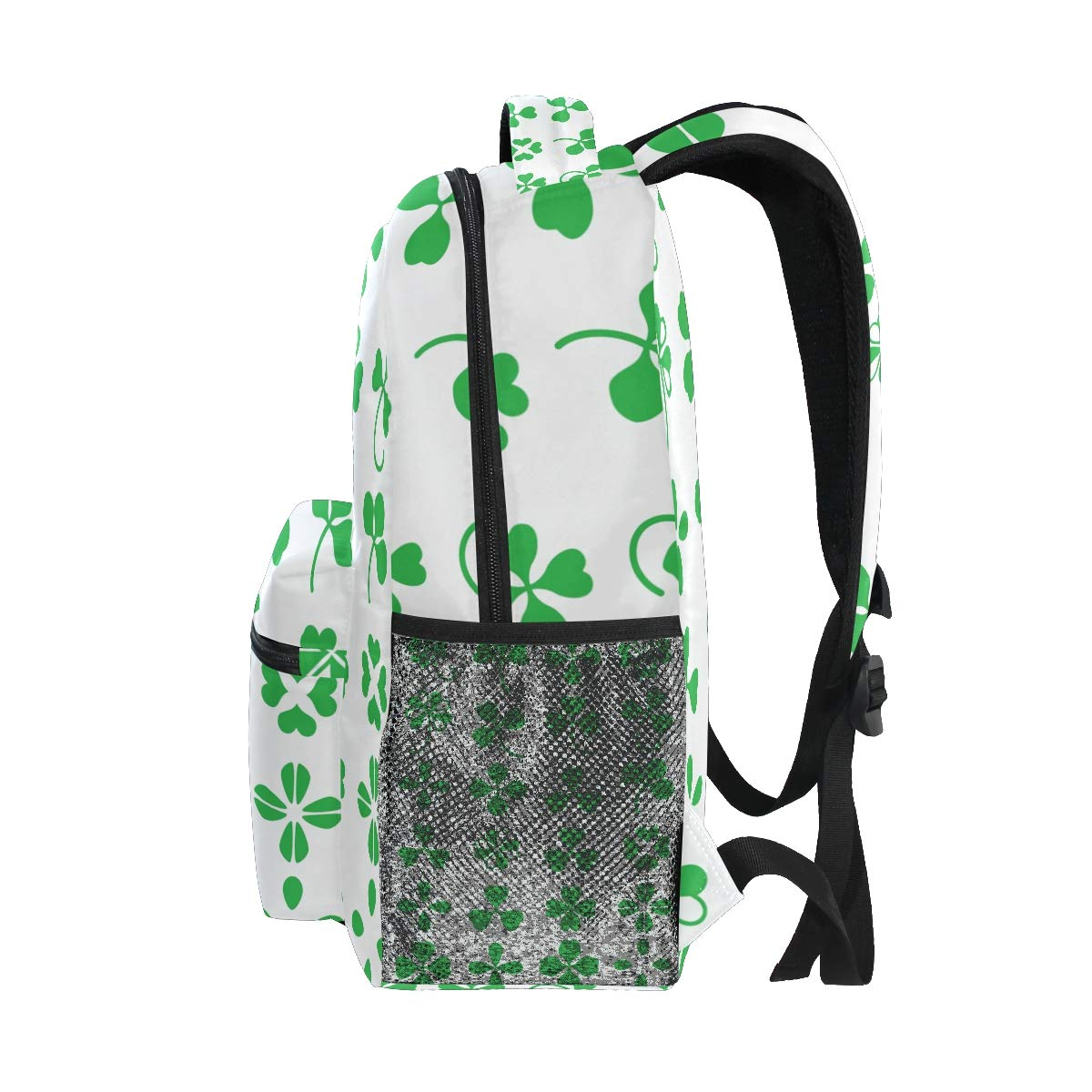 MALPLENA Modello Trifoglio Multiuso Zaino Zaino da Scuola Zaini e borse sportive