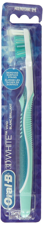 Oral-B Advantage Plus Toothbrush, Medium, 1 ct, packaging may vary Oral B
