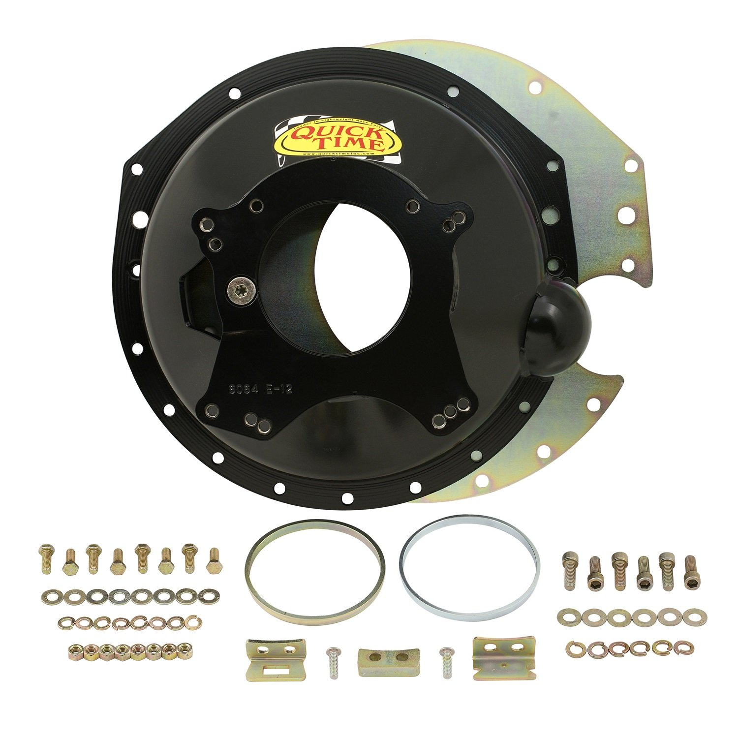QuickTime (RM-6064) GM Small Block Engine to Tremec/T5 Transmission Bellhousing by Quick Time (Image #1)
