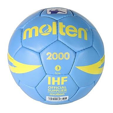 MOLTEN Balón Balonmano 2000 Talla 3: Amazon.es: Deportes y aire libre
