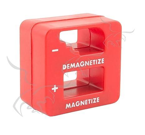 Como magnetizar un destornillador