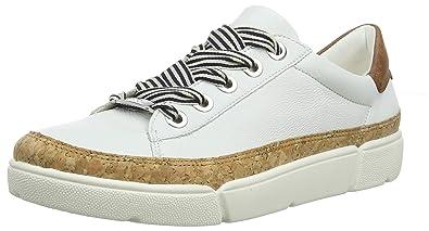 pretty nice f1f95 c140a Amazon.com | ara Women's ROM 1214404 Low-Top Sneakers, Brown ...