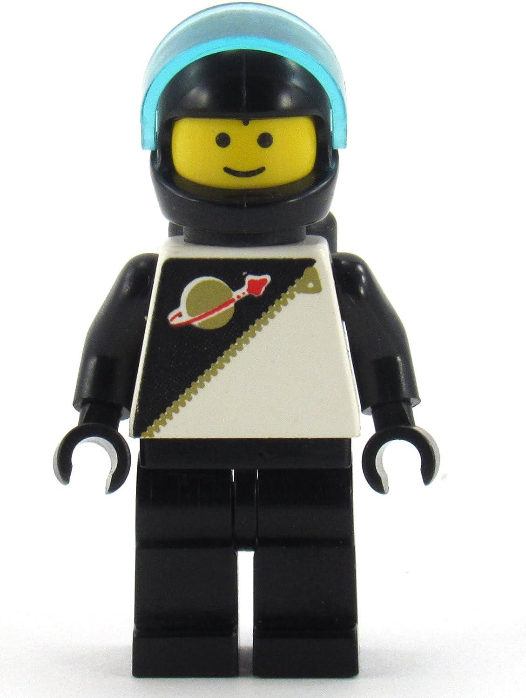 Lego Classic Space Futron Black and White Minifigure