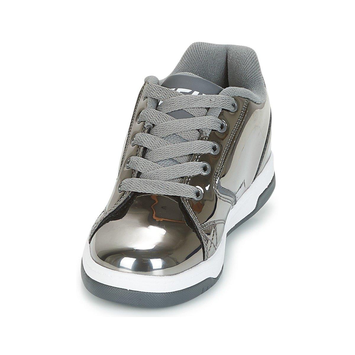 Heelys Girls Propel US5 Silver
