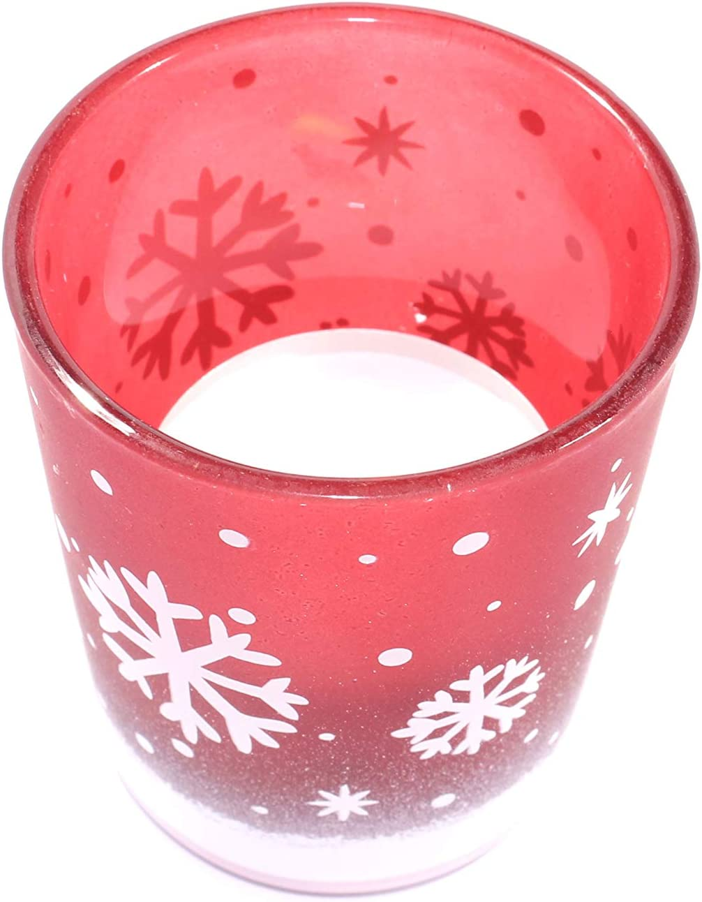 P-D-W 100 Teelichter wei/ß in Alu-H/ülse unbeduftet 4,5 Stunden Brenndauer Kerzen Teelicht