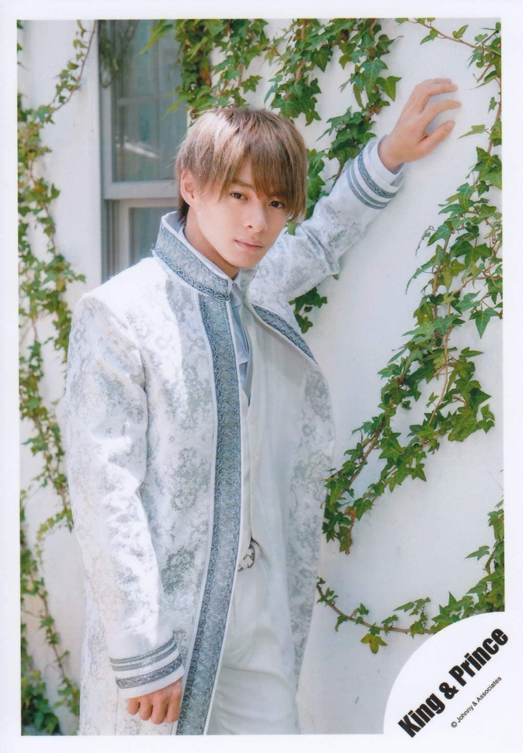 Amazon King Prince 公式 生 写真 平野紫耀 Kp00184 アイドル