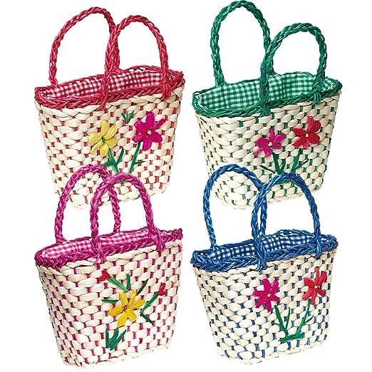 2 opinioni per Tobar- Borsa da shopping per bambini, con fiore