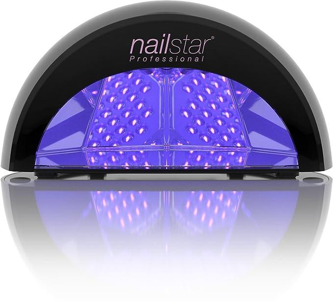 150 opinioni per NailStar Lampada a LED Professionale Asciuga Smalto per Unghie. Per tecniche di