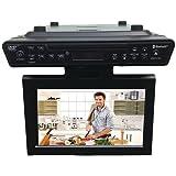 "Sylvania SKCR2706BT 10.1"" Under Counter LED TV/DVD Combo (Certified Refurbished)"