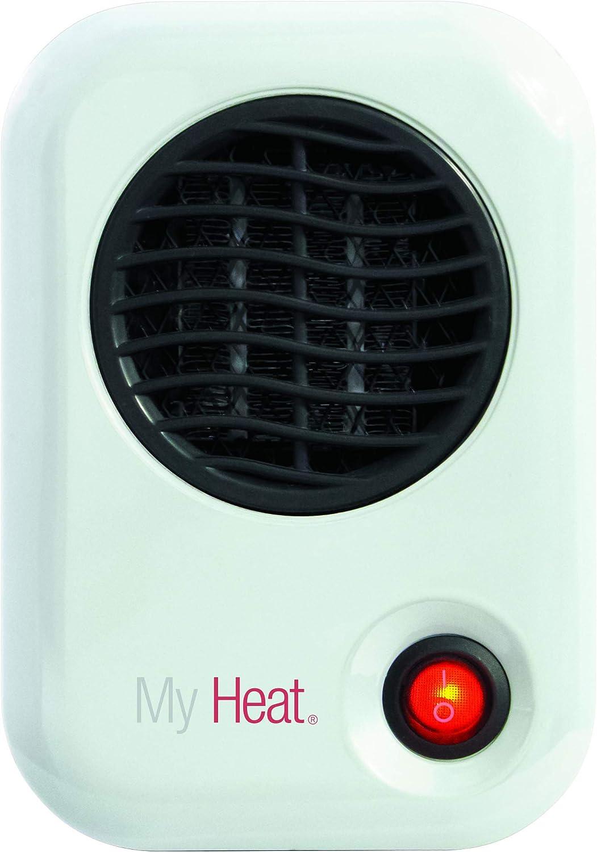 Amazon Com Lasko Heating Space Heater Compact White Home Kitchen