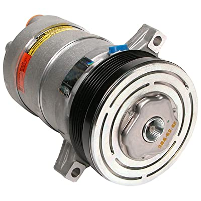 Delphi CS0123 Air Conditioning Compressor: Automotive