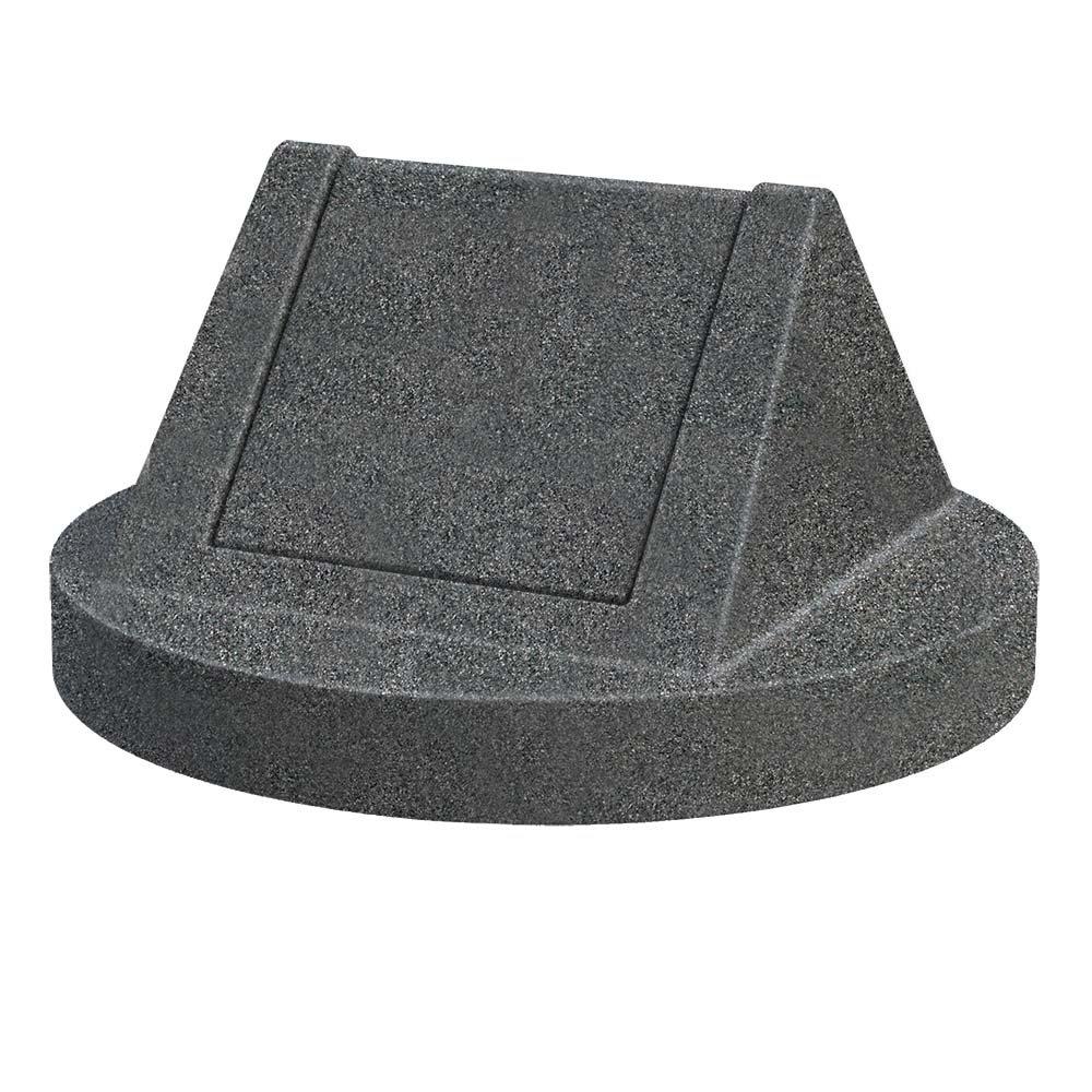 Swing Top For 55 Gallon Drum | Dark Granite