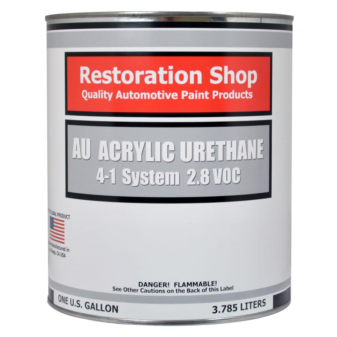 Restoration Shop - Complete Gallon Kit - Dark Midnight Blue Pearl Acrylic Urethane Single Stage Car Auto Paint by Restoration Shop (Image #2)