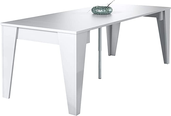 Home Innovation Table Tm Console De Salle A Manger Extensible