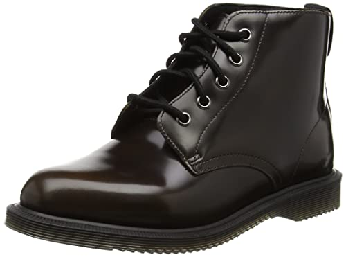 25c257aad5b Amazon.com | Dr. Martens Women's Emmeline Chelsea Boot | Ankle & Bootie