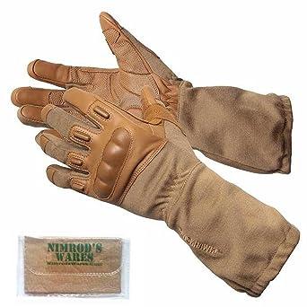 fe5a74b6669d Amazon.com  Nimrod s Wares BLACKHAWK Fury HD GLOVES w Nomex Flash Flame  Protection XL 8156 Microfiber Cloth  Industrial   Scientific