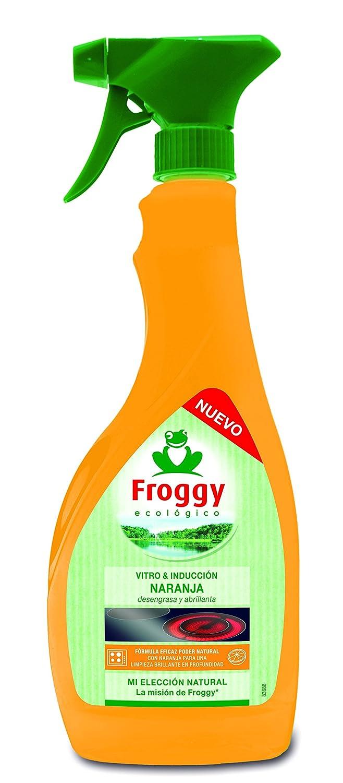 Froggy ecológico - Vitro & Inducción Naranja - Limpiador ...