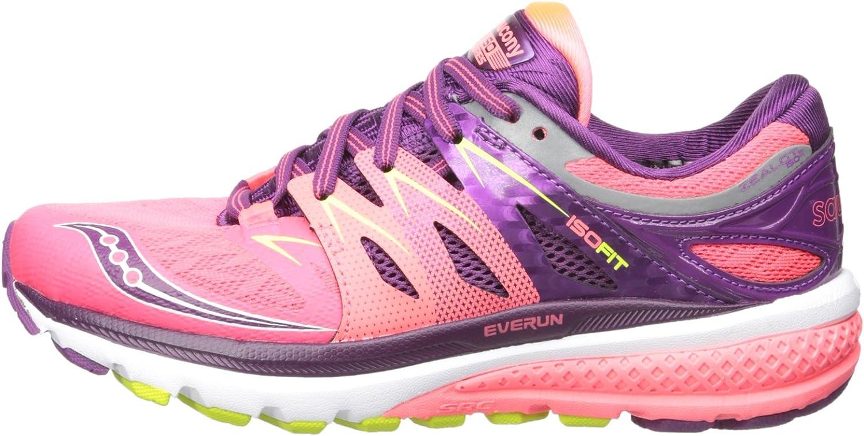 Saucony Womens Zealot Iso 2 running Shoe