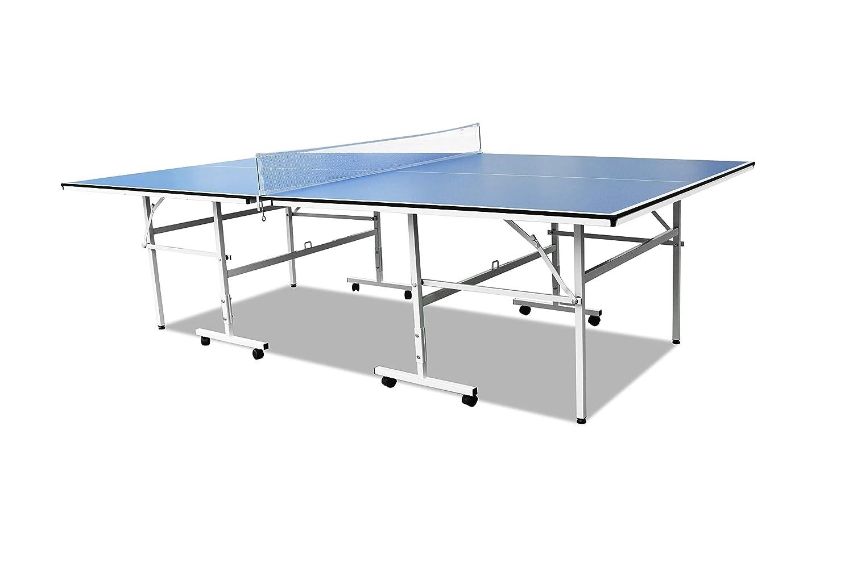 T & Rスポーツ13 mm 1 / 2 Inch Proサイズ折りたたみ式テーブルテニス/ピンポンテーブル B06XCM4H1F