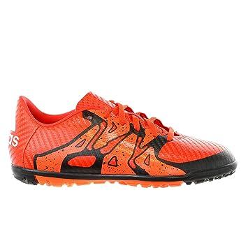 df242b9ef Adidas X 15.3 TF Shoes - Bold Orange White Solar Orange - Boys -