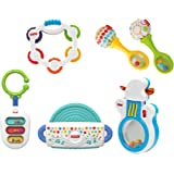 Fisher Price Musical Gift Set, Multi Color