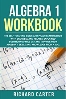 Algebra Essentials Practice Workbook with Answers: Linear