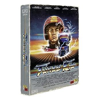 Turbo Kid - VHS RETRO-Edition (Bluray + DVD + Bonus-DVD +
