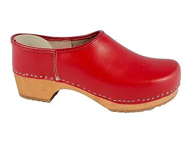 Chaussures MB Clogs marron femme eqri6YM