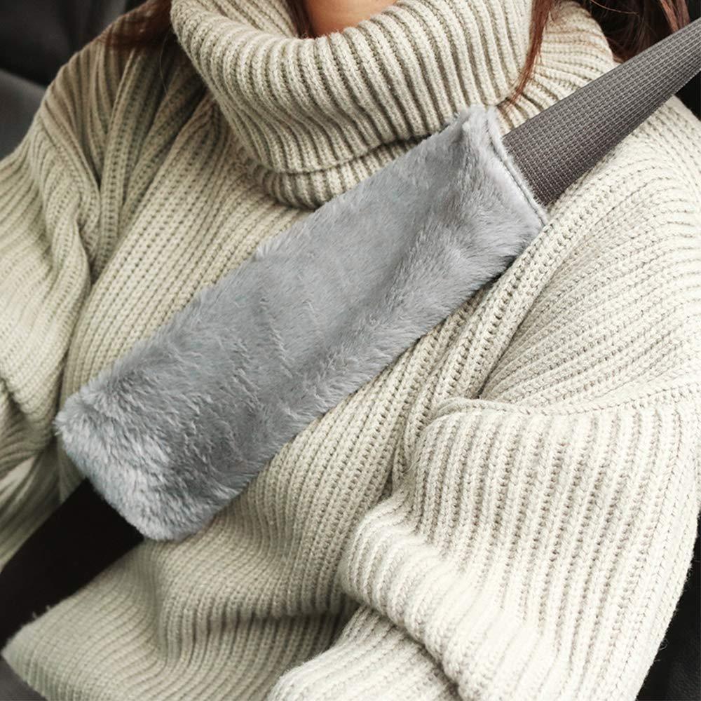 LTD SE118/_4 SWISSELITE Universal Seat Belt Pads Car Safety Soft Shoulder Strap Cover Seat Belt Protection Pads Suitable for Driver and Passenger Seats SHANGHAI LG IMP/&EXP CO