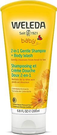 Limpieza suave: No irritante para los sensibles ojos de los bebés y no tiene jabón, es 100% natural