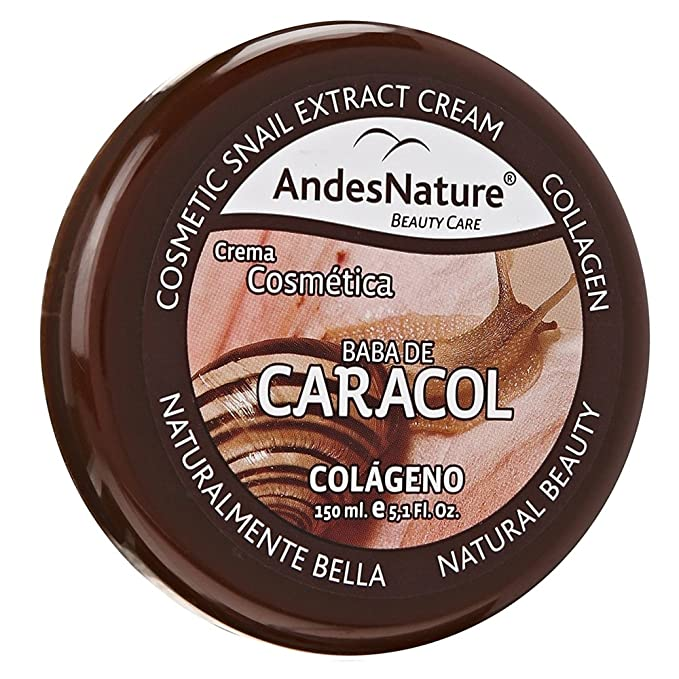 AWESOME 150ml (5.10z) BABA DE CARACOL SNAIL EXTRACT & COLLAGEN REPAIR CREAM CREMA FOR ANTI AGEING ACNE STRETCH MARK ROSACEA WRINKLES BURNS SCARS AGE SPOTS ...
