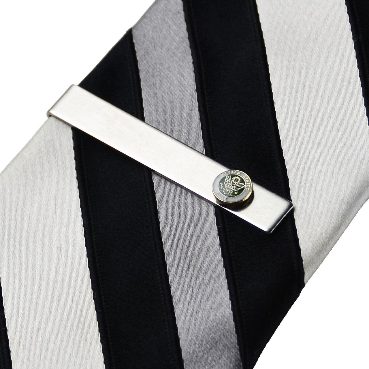 Army Tie Clip