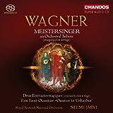 Wagner: Meistersinger (Wagner Transcriptions Vol. 4/ Meistersinger Orchestral Tribute)