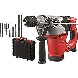 Einhell 4258485 RT-RH 32 Kit Martello Tassellatore, 4 Funzioni, Grigio