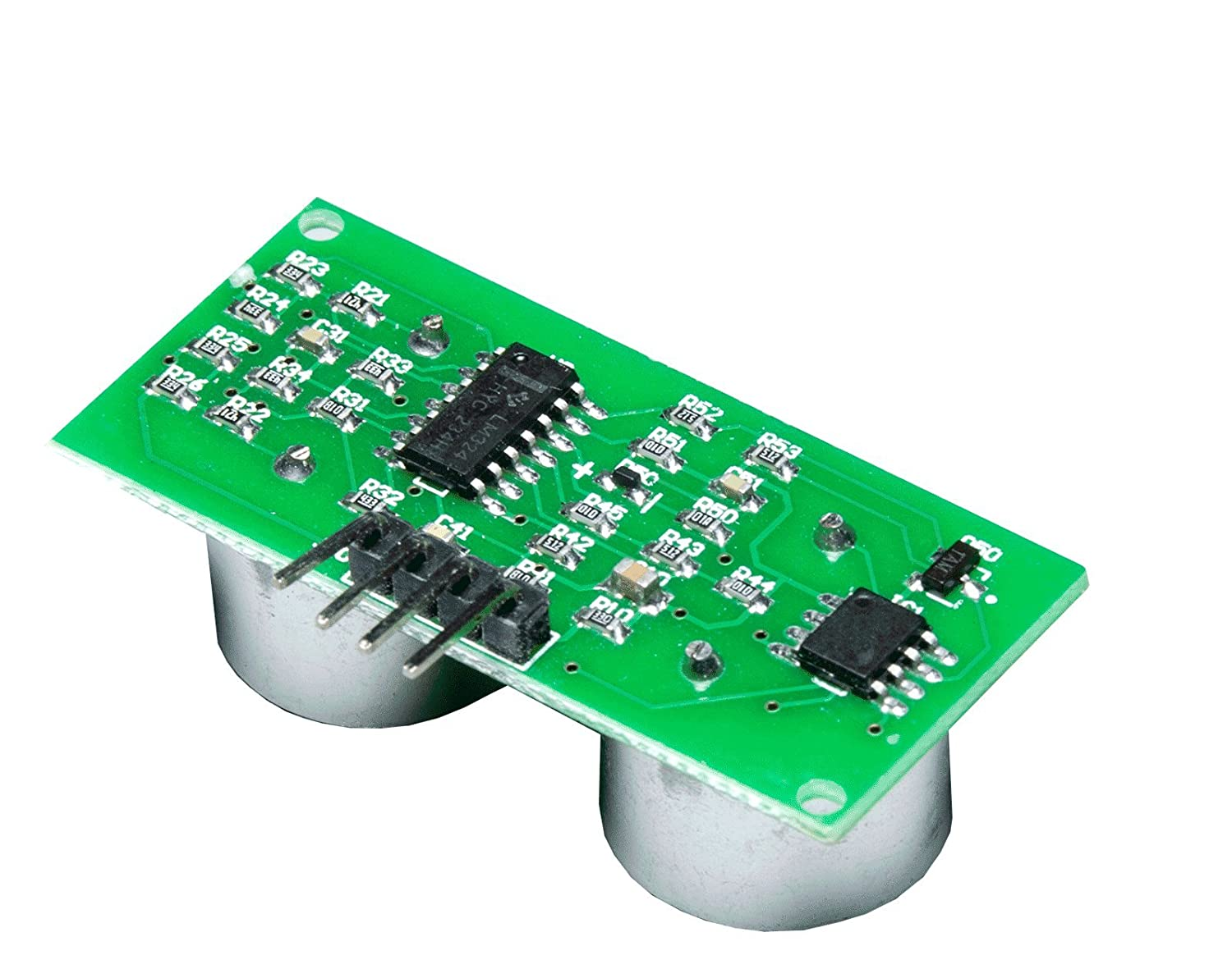 High Accuracy Ultrasonic Sensor Industrial Scientific Interfacing Sensors With Pic Microcontroller