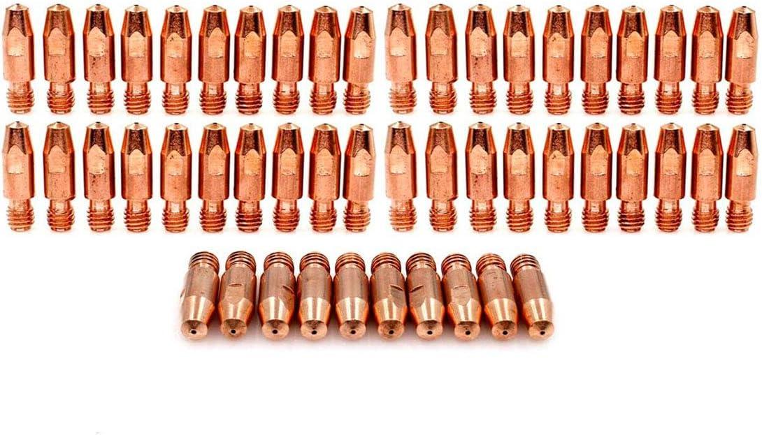 Bossweld Binzel Style BZ36 Tip Holder M6 Short Pack of 2 28mm