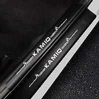 Gnnlor Auto Soglia battitacco Soglia Porta Auto Pedali per Suzuki Jimny Adesivo per battitacco della Protezione della soglia dellauto
