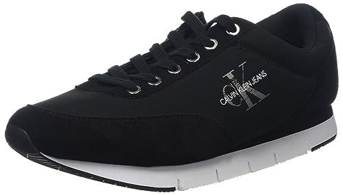 Calvin Klein Jarod Nylon, Zapatillas para Hombre: Amazon.es: Zapatos y complementos