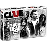 USAopoly Amc the Walking Dead Clue Game