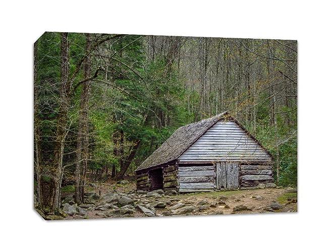 Amazon Com Barn Photography Canvas Farm House Wall Art